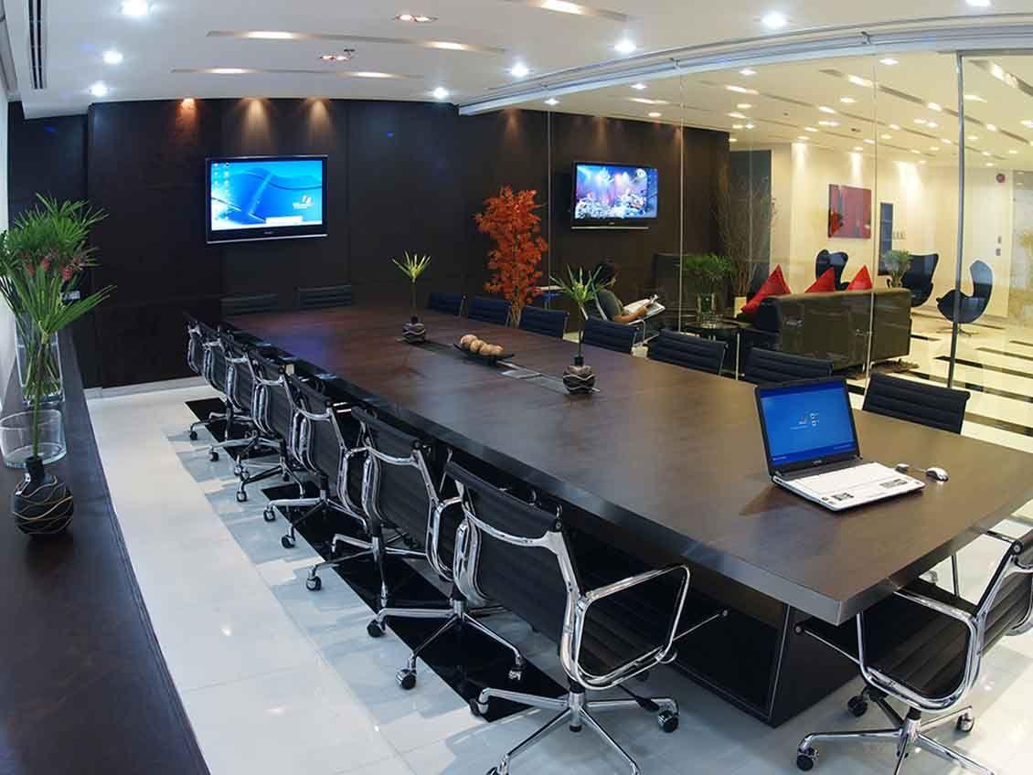 Lampl Business Center has a very unique workspace